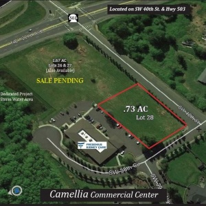 .73 AC Commercial Hwy 503 Vancouver, WA