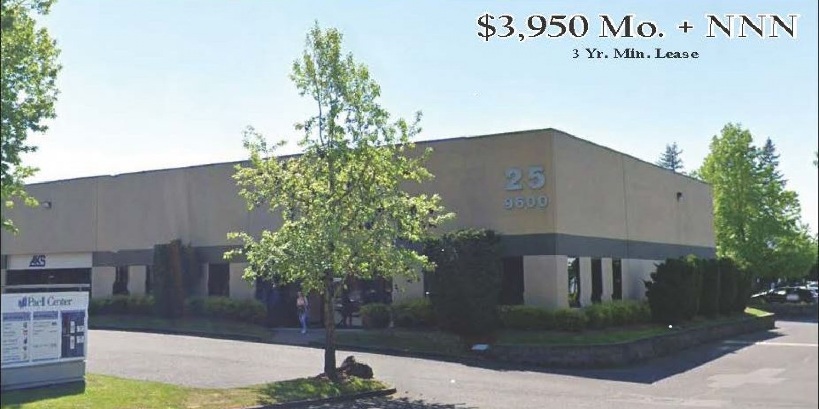 Building 25, 4,800 SF EastRidge BP