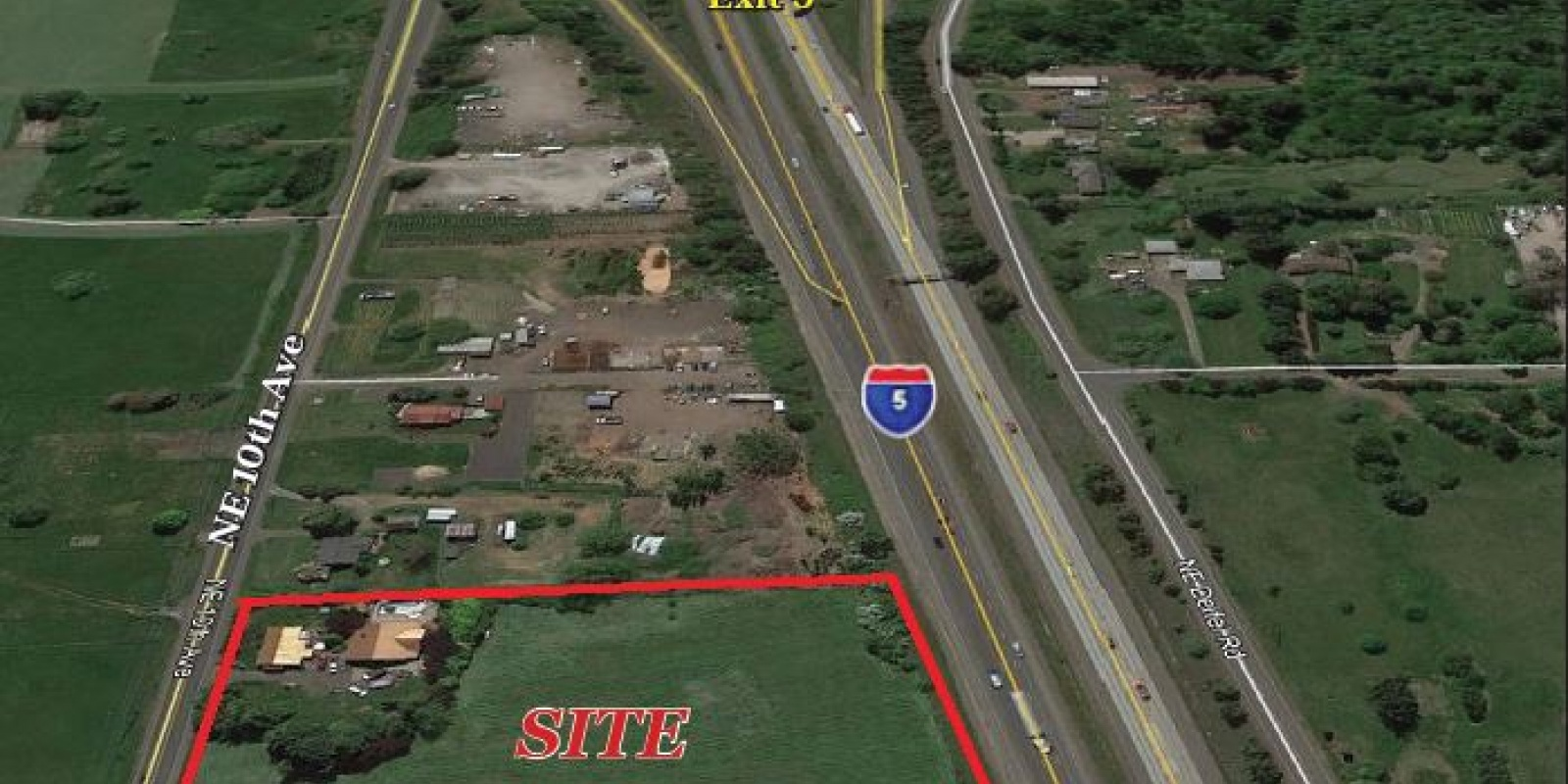 18506 NE 10th Ave, ,Industrial,For Sale,18506 NE 10th Ave,1244
