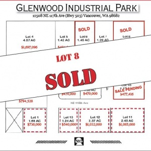 Glenwood Industrial Park Lot 8