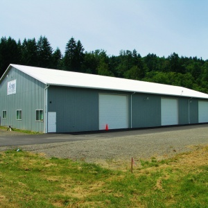 Industrial Bldg on 1.10 AC