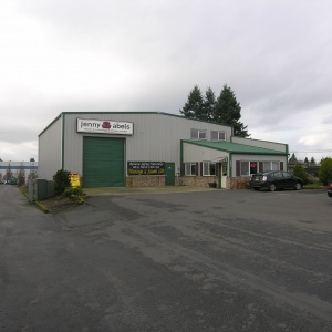 8060 SF Industrial Bldg