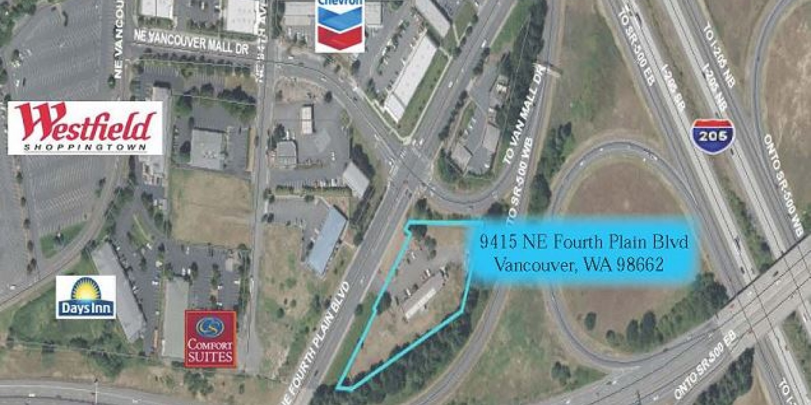1.75 AC Hwy Commercial Office Bldg