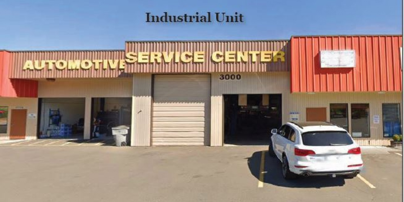 M2J 3,200 SF Industrial Unit