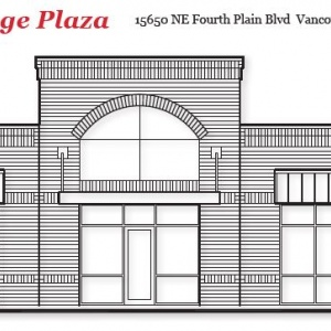 2,600 SF Bldg Shell on .19 AC-TBB