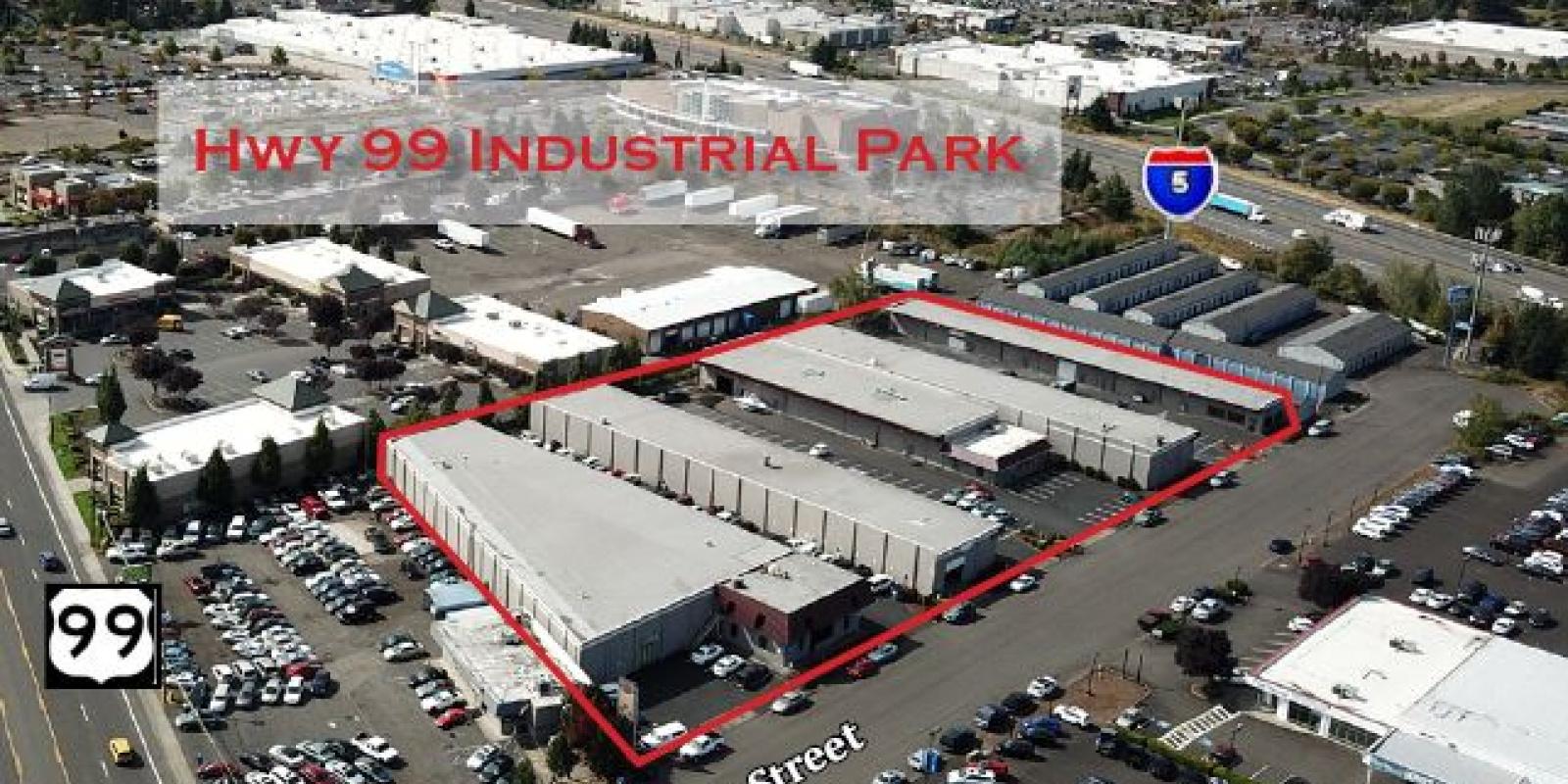 Hwy 99 Industrial 2,020 SF Lease