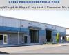 Union Prairie Industrial Park  5,130 SF Lease