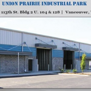 Union Prairie Industrial Park  5,130 SF Lease