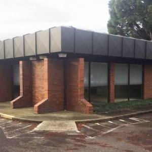 2,426 SF Former Bank Bldg Lease