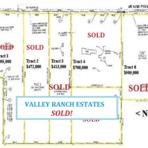 Valley Ranch Estates SOLD